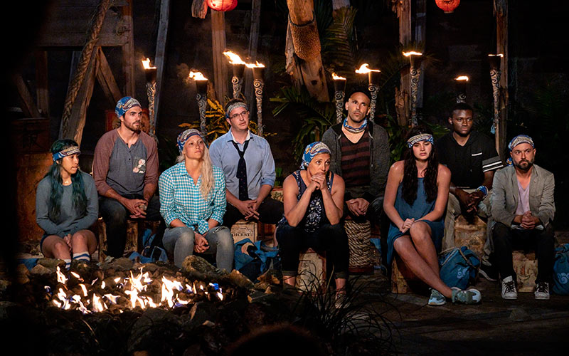 Survivor Edge of Extinction episode 1 Tribal Council