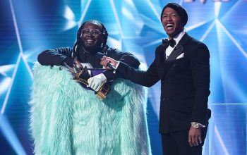 T-Pain, Monster, Nick Cannon, The Masked Singer