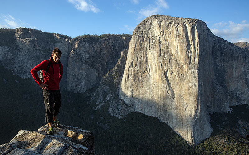 Alex Honnold, El Capitan, Free Solo, National Geographic