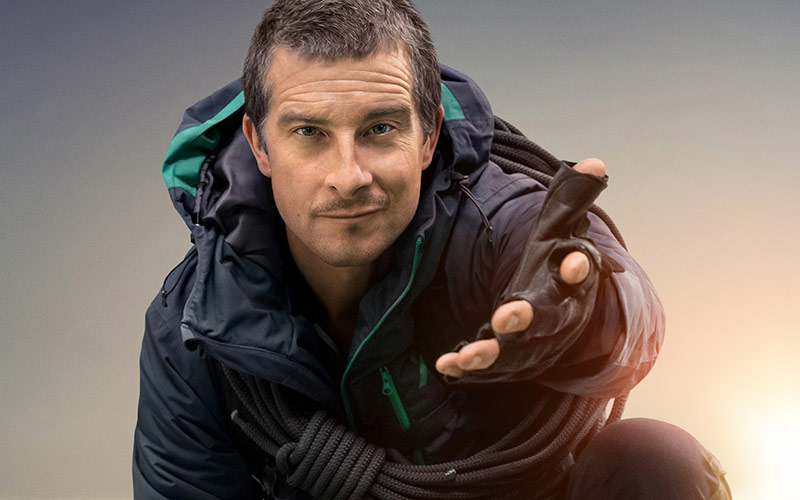 Bear Grylls, You vs. Wild, Netflix
