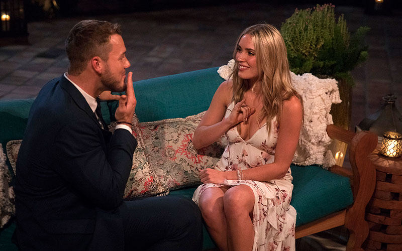 Colton Underwood, Cassie, The Bachelor 23 season premiere