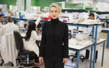Elizabeth Holmes, Theranos, The Inventor: Out for Blood in Silicon Valley