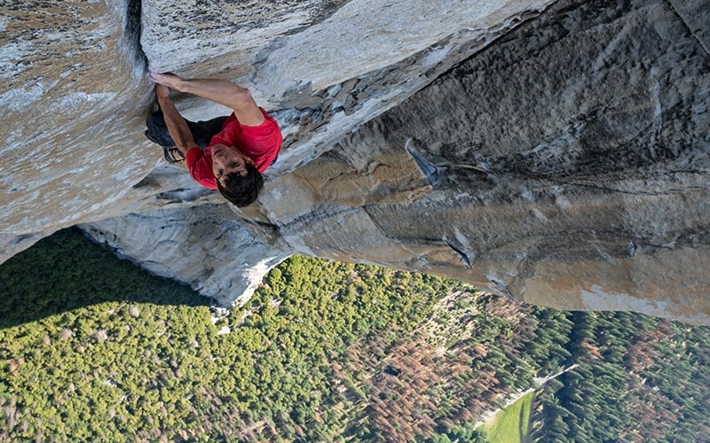 Alex Honnold, Free Solo, El Capitan, National Geographic