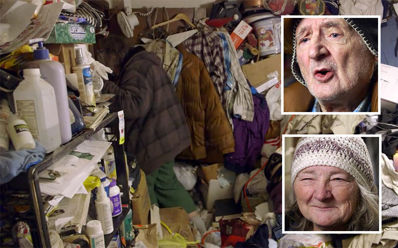 A&E called Hoarders our 'original declutter obsession ' That