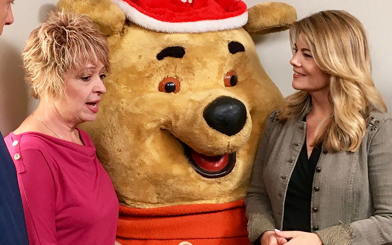 Lisa Whelchel, Collector's Call, Deb Hoffman, Winnie the Pooh