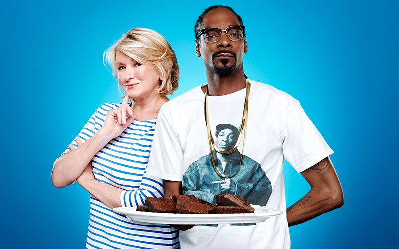 Martha Stewart, Snoop Dogg, Martha & Snoop's Potluck Dinner Party