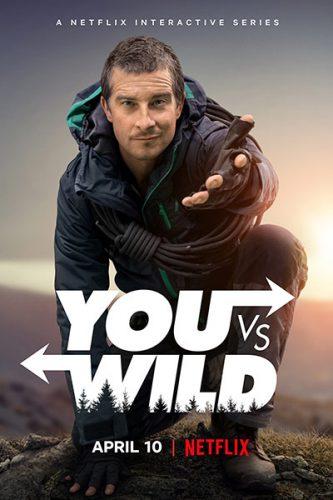 Bear Grylls, You vs. Wild, Netflix