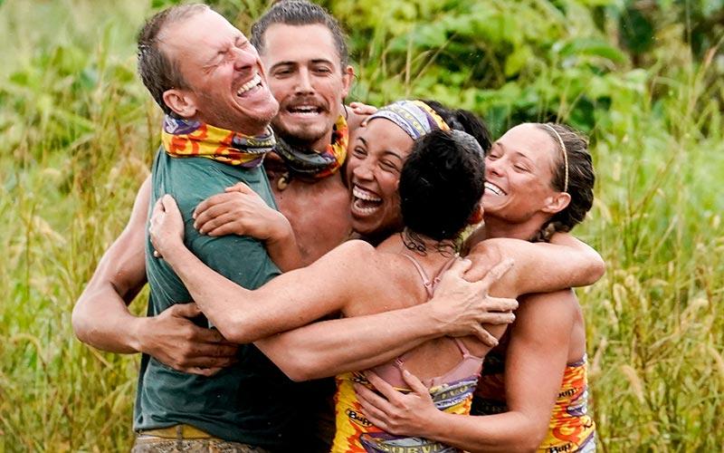 Survivor Edge of Extinction episode 4, Kama tribe