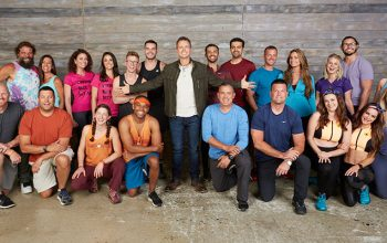 Amazing Race 31 teams, TAR 31 cast
