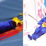 Art Velez, Rupert Boneham, The Amazing Race 31