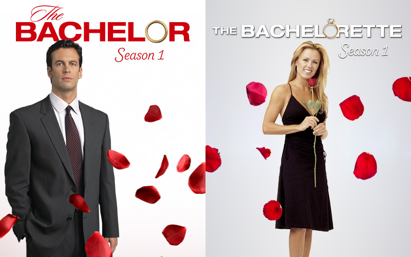 The Bachelor season 1 star Alex Michel and The Bachelorette season 1 star Trista Rehn