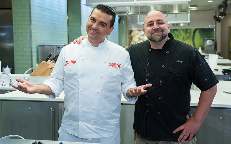 Buddy Valastro and Duff Goldman, Buddy vs. Duff