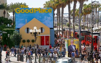 The Good Place, Comic-Con 2018