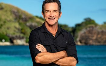 Survivor host and showrunner Jeff Probst
