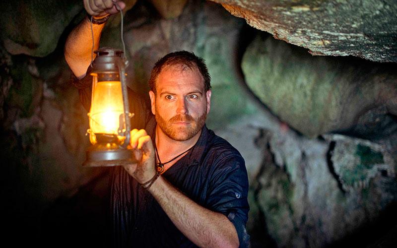 Josh Gates, Expedition Unknown