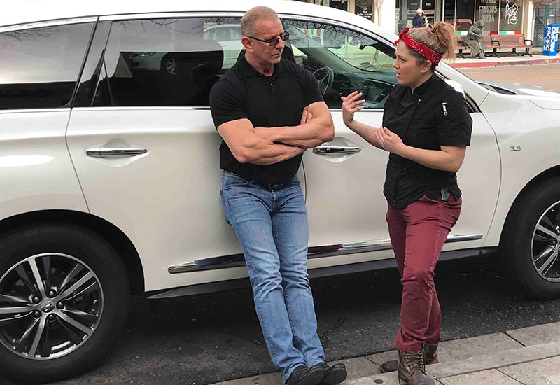 Restaurant: Impossible's return focused on Robert Irvine helping, not phony drama