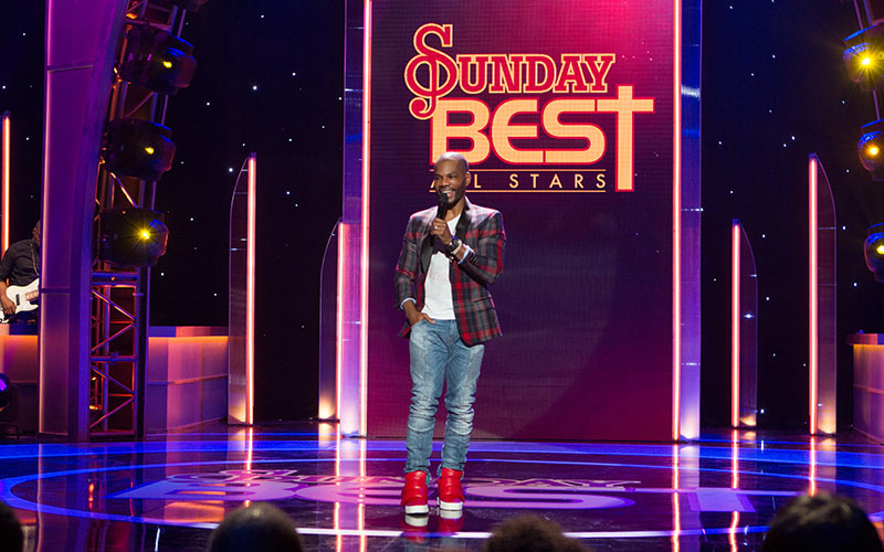 Sunday Best host Kirk Franklin, season 8 episode 1