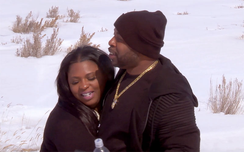 Andrea and Lamar on Love After Lockup: Life After Lockup
