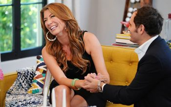 On Best Room Wins, Genevieve Gorder is the best part of a competition between designers
