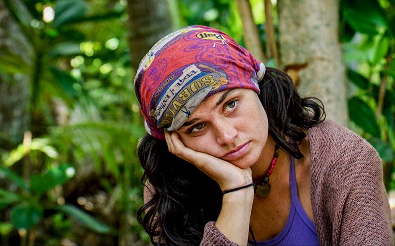 Lauren O'Connell, Survivor Edge of Extinction episode 13