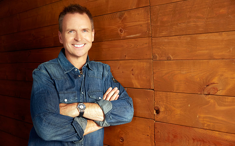 Phil Keoghan, Amazing Race host