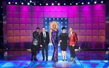 RuPaul's Drag Race and Guy's Grocery Games: how their sets were designed