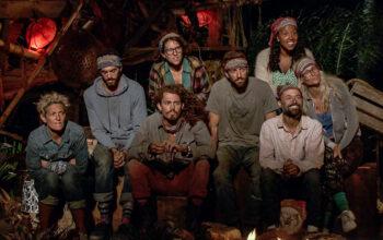 Survivor: Edge of Extinction jury, episode 11