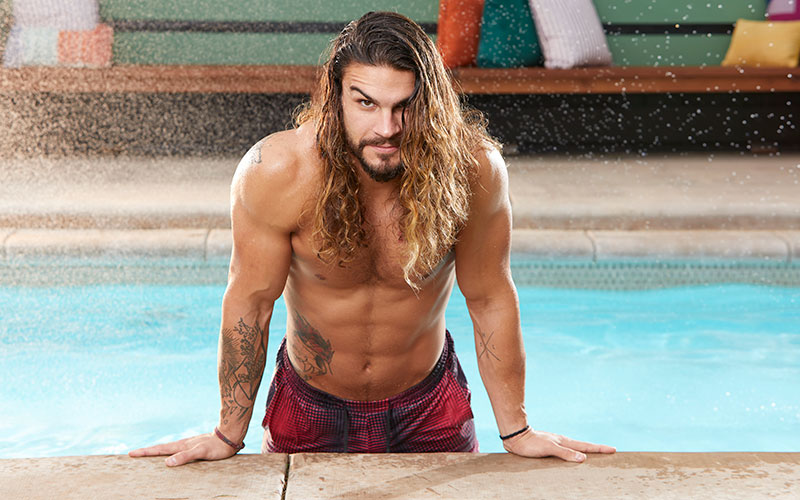 Big Brother 21 houseguest Jack Matthews resembles Jason Momoa