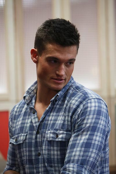 Jackson Michie on Big Brother 21 episode 1