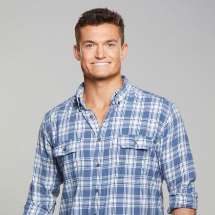 Big Brother 21 houseguest Jackson Michie