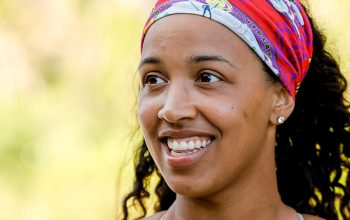 Julia Carter on Survivor: Edge of Extinction episode 7
