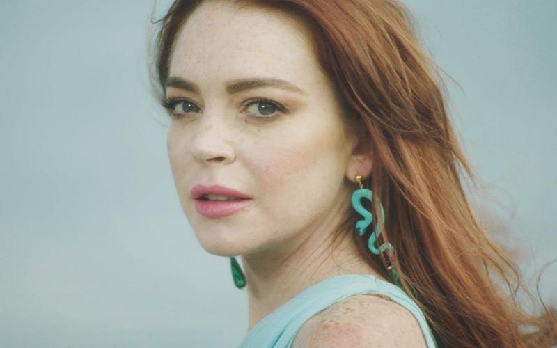 Lindsay Lohan on her recently cancelled series Lindsay Lohan's Beach Club