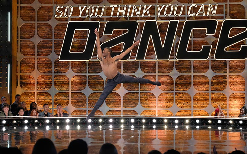 Matthew Deloch, SYTYCD season 16 auditions