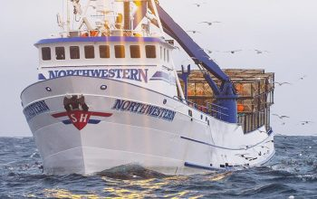 The Northwestern on Discovery's Deadliest Catch