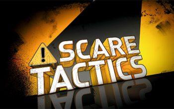 Scare Tactics logo