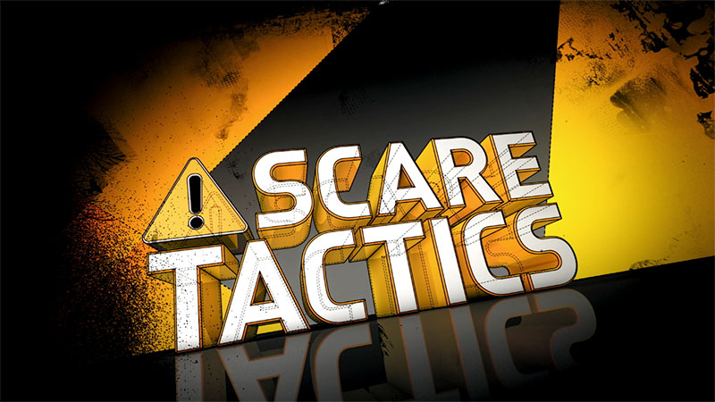 Secrets of Scare Tactics, the horror/prank show that's now on Netflix, uncensored