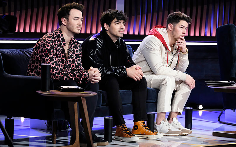 The Jonas Brothers on Songland