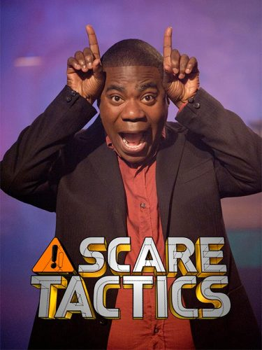 Tracy Morgan, host of Scare Tactics seasons 3 to 6