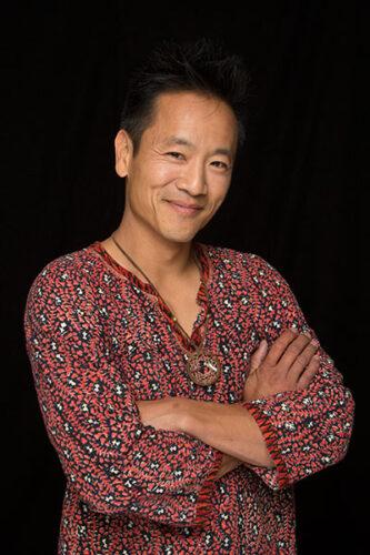 National Geographic Explorer Albert Lin