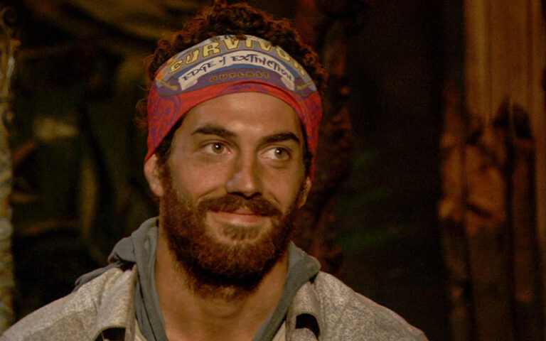 Chris Underwood, who won Survivor Edge of Extinction despite only playing for 13 days.