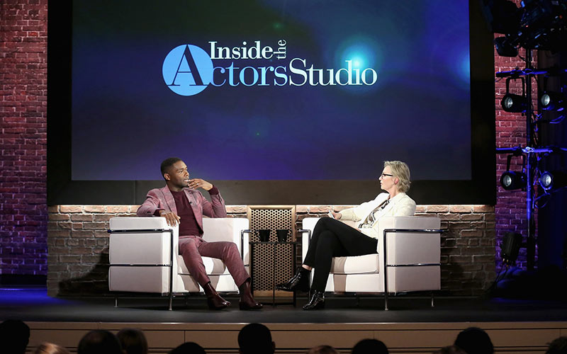 David Oyelowo interviewed by Jane Lynch on the new Inside the Actors Studio