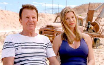 Gene and Sharon on Instant Hotel season 2