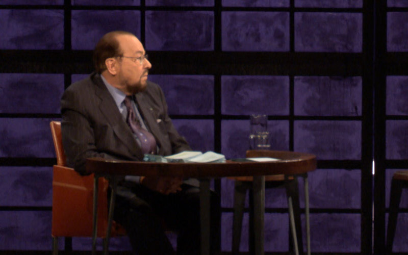 James Lipton on Inside the Actors Studio, interviewing Jim Carrey