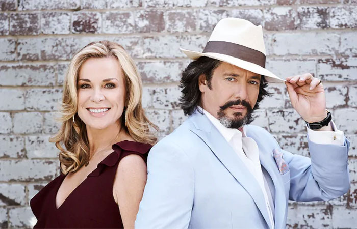 Juliet Ashworth and Laurence Llewelyn-Bowen, Instant Hotel season 2s judges