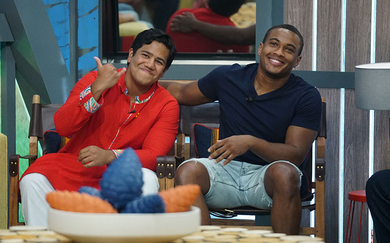 Ovi Kabir, David Alexander, Big Brother 21 live eviction episode
