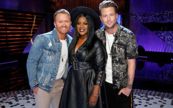 Songland mentors Shane McAnally, Ester Dean, and Ryan Tedder