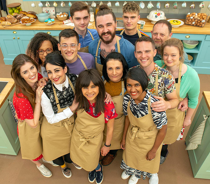 Great British Baking Show season 10 episodes will be on ...
