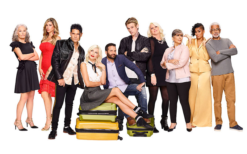 The cast of Marriage Boot Camp Reality Stars season 13