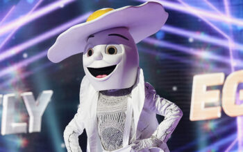 The Egg, one of the new costumes on The Masked Singer season 2