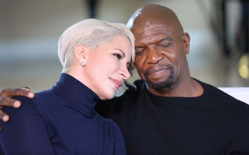 Rebecca and Terry Crews on Black Love